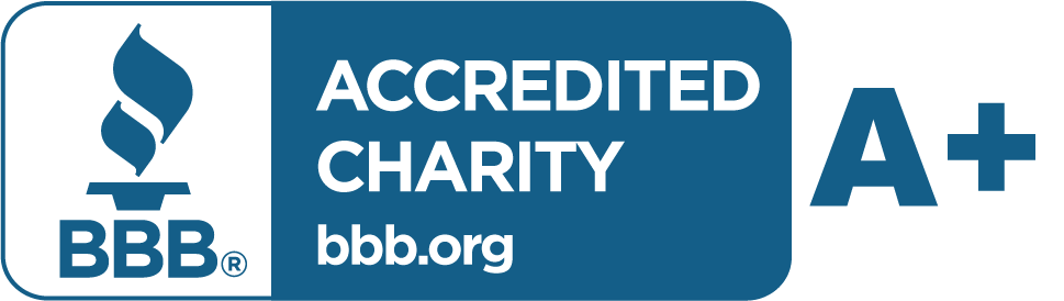 A+ Accredited Charity Image